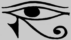 Die Bedeutung und Anwendung magischer, spiritueller Symbole und Gegenstände: Horusauge