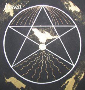 spirituelle Kunst fantasievolles Schmuckwerk