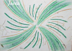 Kraftbilder, Energiebilder, Meditationsbilder, Seelenbilder und Seelenmandalas, A 4