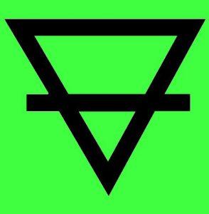 Die Bedeutung und Anwendung magischer, spiritueller Symbole und Gegenstände: Erde Symbol