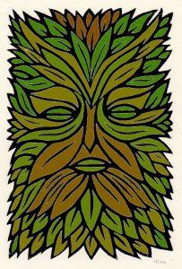 Grüner Mann, Green Man