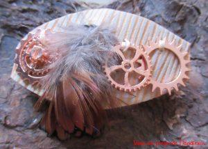 Haarspangen, Haaspange