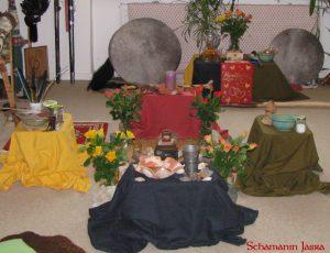 schamanische Beratung, Praxis