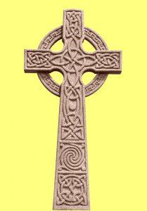 Die Bedeutung und Anwendung magischer, spiritueller Symbole und Gegenstände: Das keltische Kreuz