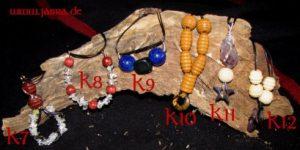 Amulette - Kettenanhänger