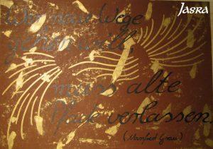 Kraftbilder, Energiebilder, Meditationsbilder, Seelenbilder und Seelenmandalas im Format 24 x 34 cm