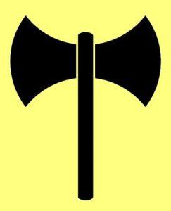 Die Bedeutung und Anwendung magischer, spiritueller Symbole und Gegenstände: Labrys, Doppelaxt
