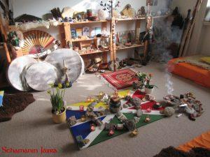 schamanische Beratung in der Praxis Schamanin Jasra spirituelle Lebensberatung