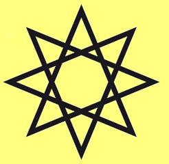 Die Bedeutung und Anwendung magischer, spiritueller Symbole und Gegenstände: Das Okrogramm