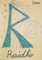 Runenbilder, Raidho