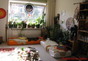 Schamanische Praxis, Schamanin Jasra