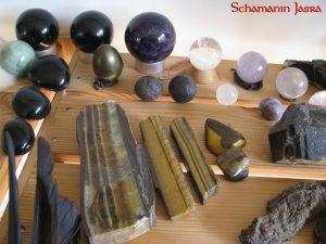 schamanische Hilfsmittel