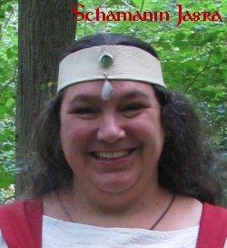 Schamanin Jasra