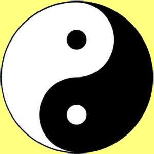 Die Bedeutung und Anwendung magischer, spiritueller Symbole und Gegenstände: Das Yin - Yang