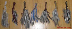 Haarschmuck - Schmuckanhänger