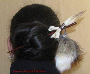 Haarstab, Haarstäbe