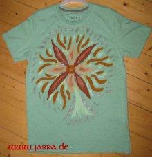 Textilien handbemalt