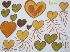 Die Bedeutung und Anwendung magischer, spiritueller Symbole und Gegenstände: Herz