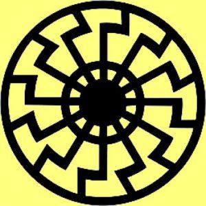 Die Bedeutung und Anwendung magischer, spiritueller Symbole und Gegenstände: Die schwarze Sonne